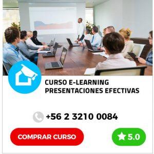 Curso E-learning Presentaciones Efectivas